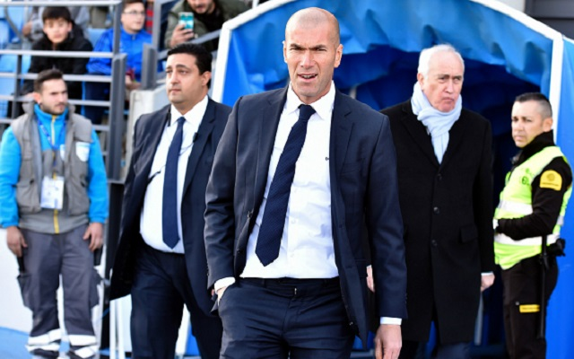 Five Issues Zidane Must Solve To Salvage Real Madrids Season