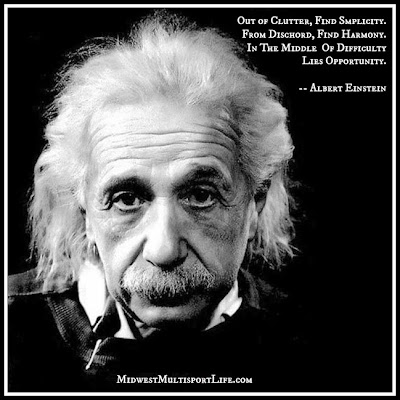 Einstein - Find Simplicity