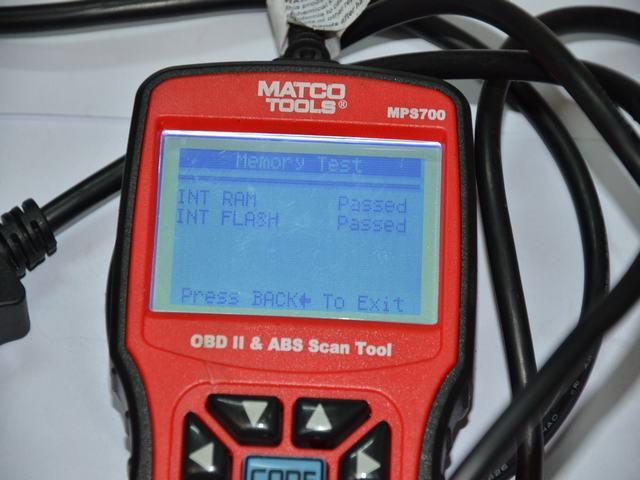 Matco Tools MPS700