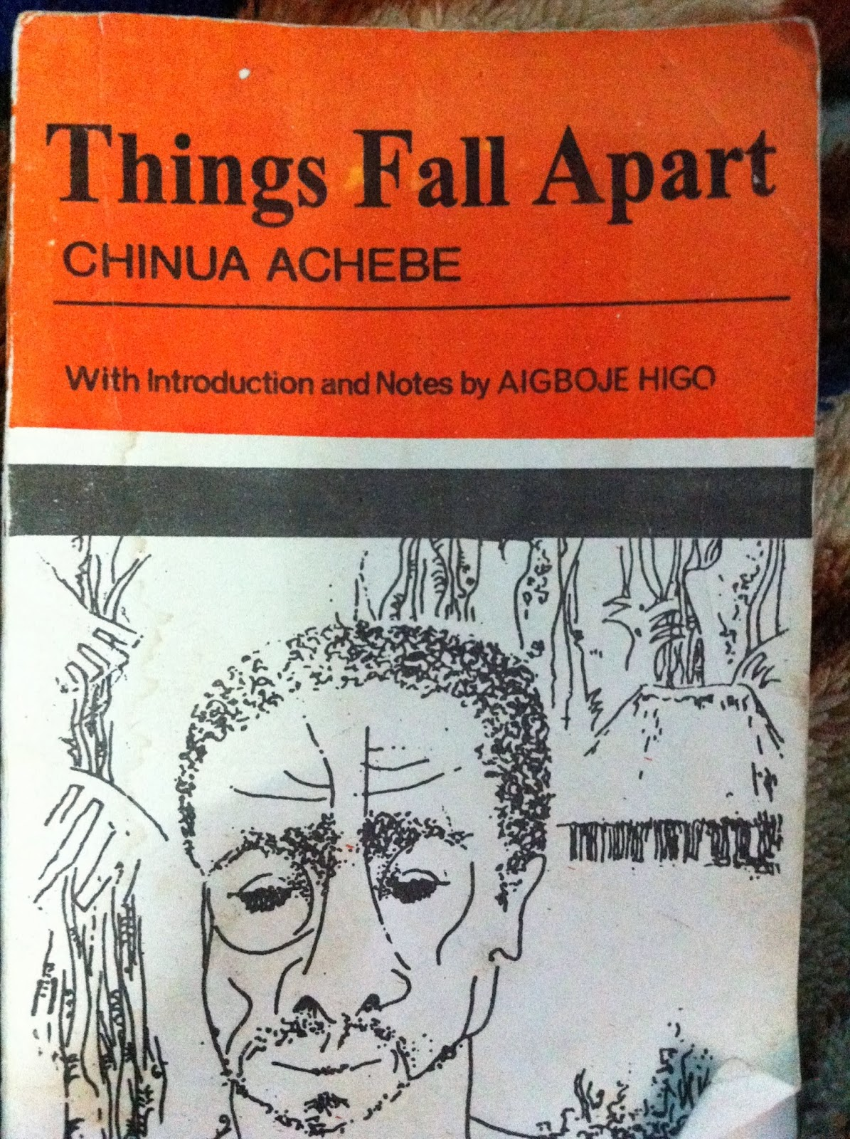 the downfall of umoufia in things fall apart by chinua achebe 'things fall apart', a novel by chinua achebe, has achieved textual integrity through a set of core ideas which are developed through the characters and events in the novel.
