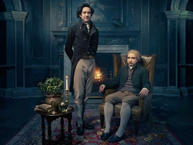 Newsbuzz: JONATHAN STRANGE and MR NORRELL, FOUNDATION and TABOO