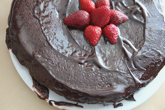 Torta al Cioccolato - Ricetta Semplice