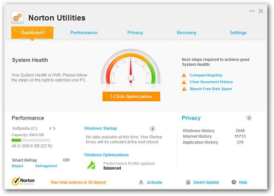تحميل برنامج Norton Utilities 16 لتسريع الكمبيوتر والويندوز
