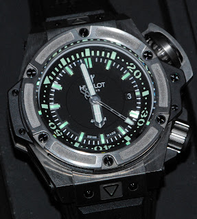 Montre Hublot King Power Oceanographic 4000 référence 731.NX.1190.RX