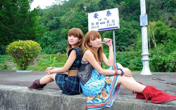 Girls Beauty Wallpaper MM Mikao 27