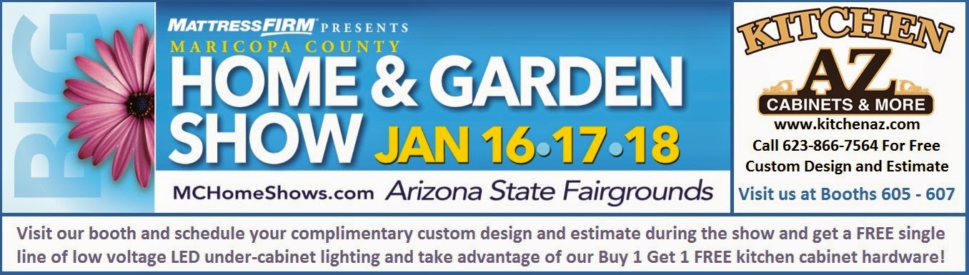 kitchen az cabinets Maricopa County Home and Garden Show