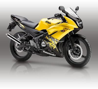 Gambar Terbaru Motor Kawasaki 150 RR 2013