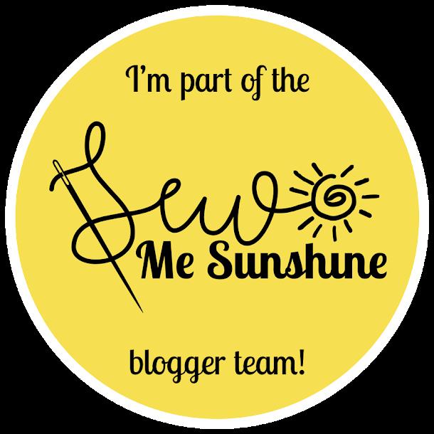 Sew me Sunshine