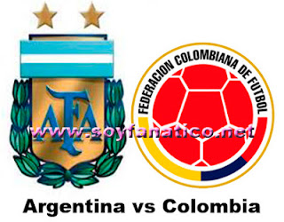Argentina vs Colombia Eliminatorias Brasil 2014
