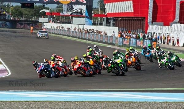 Hasil Race MotoGP 2014