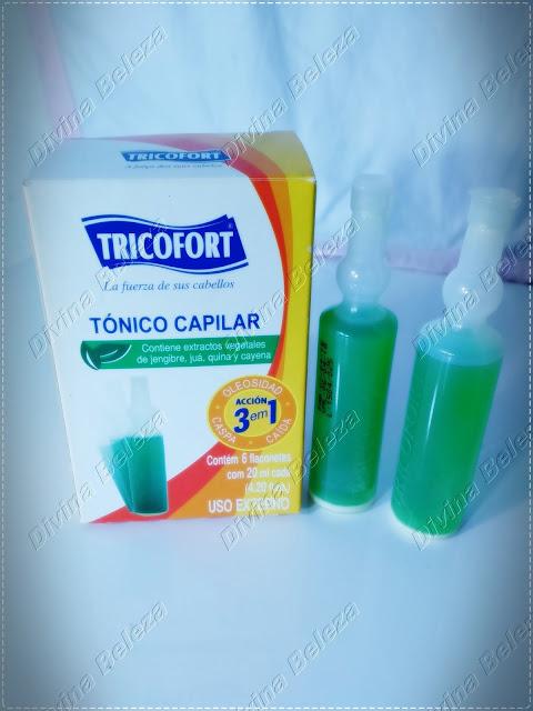 Tonico Capilar Tricofort