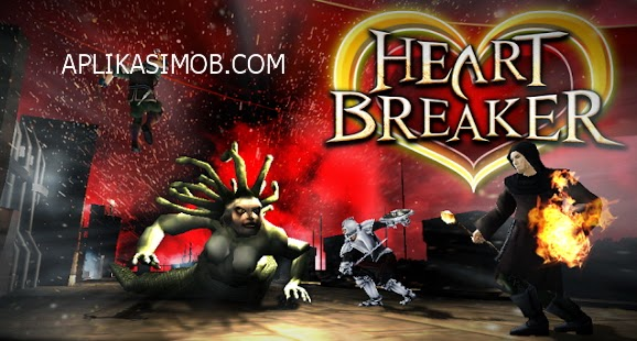 Heart Breaker v1 9 APK (Unlimited Gold \u0026 Max Stats) - Aplikasimob