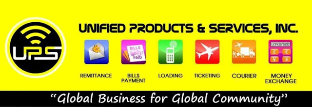 Unified Products Services Local Hub Franchise business negosyo