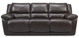 Baer's M149 Dual Reclining Sofa by Futura