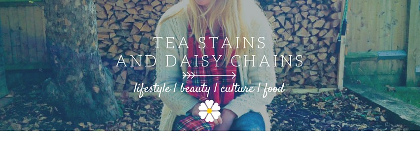 Tea Stains and Daisy Chains