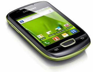 Samsung Galaxy Pop S 5570