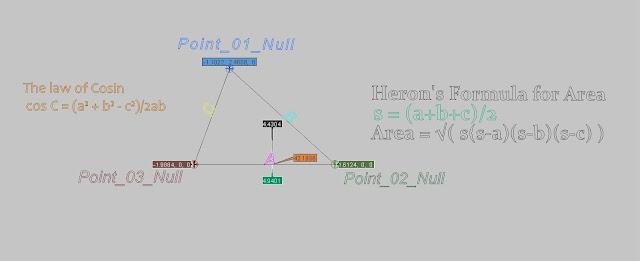 Heron's formula in softimage ICE