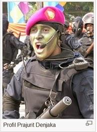 pasukan elit indonesia image
