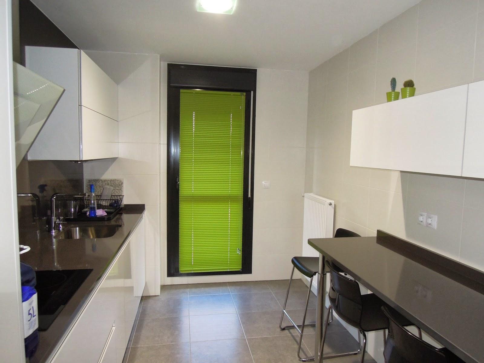 Fotos de cortinas cocinas 2014 for Cortinas modernas para puertas de cocina