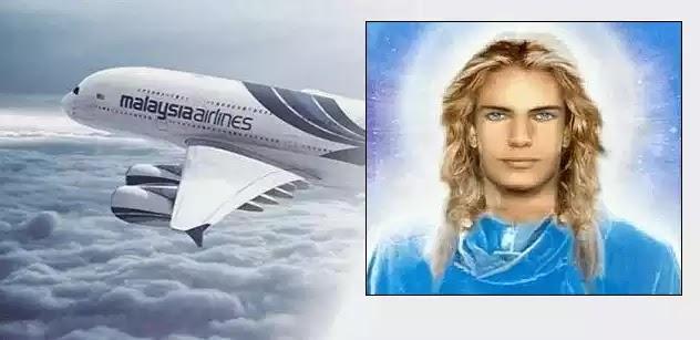 Ένα παράξενο μήνυμα που έλεγε οτι το αεροπλάνο της  Malaysia Airlines MH370 δεν πρόκειται ποτέ να βρεθεί