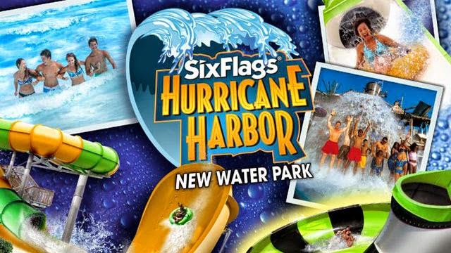 Hurricane harbor nj coupons 2018