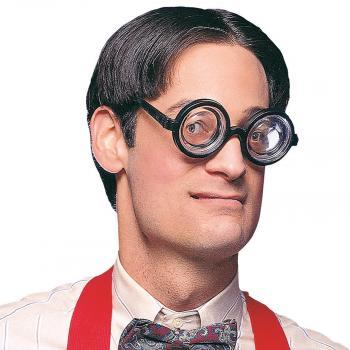 Un nerd, dans le domaine des stéréotypes de la culture populaire, est une personne solitaire, passionnée et obnubilée par des sujets liés aux sciences (notamment les mathématiques, la physique et la logique).