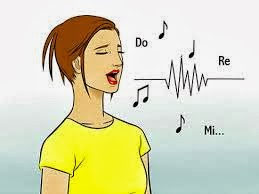 how to start practicing singing