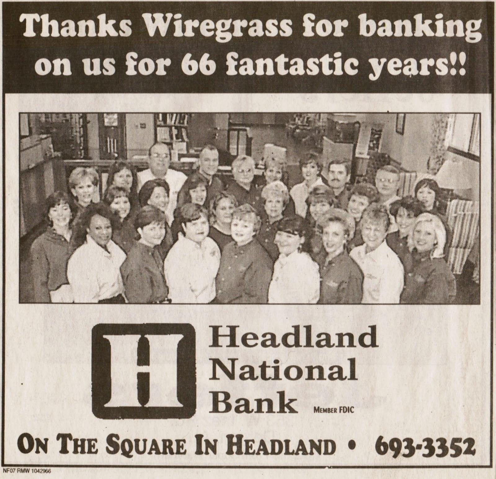 Years at HNB