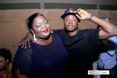 pics of Eniola Badmus birthday party