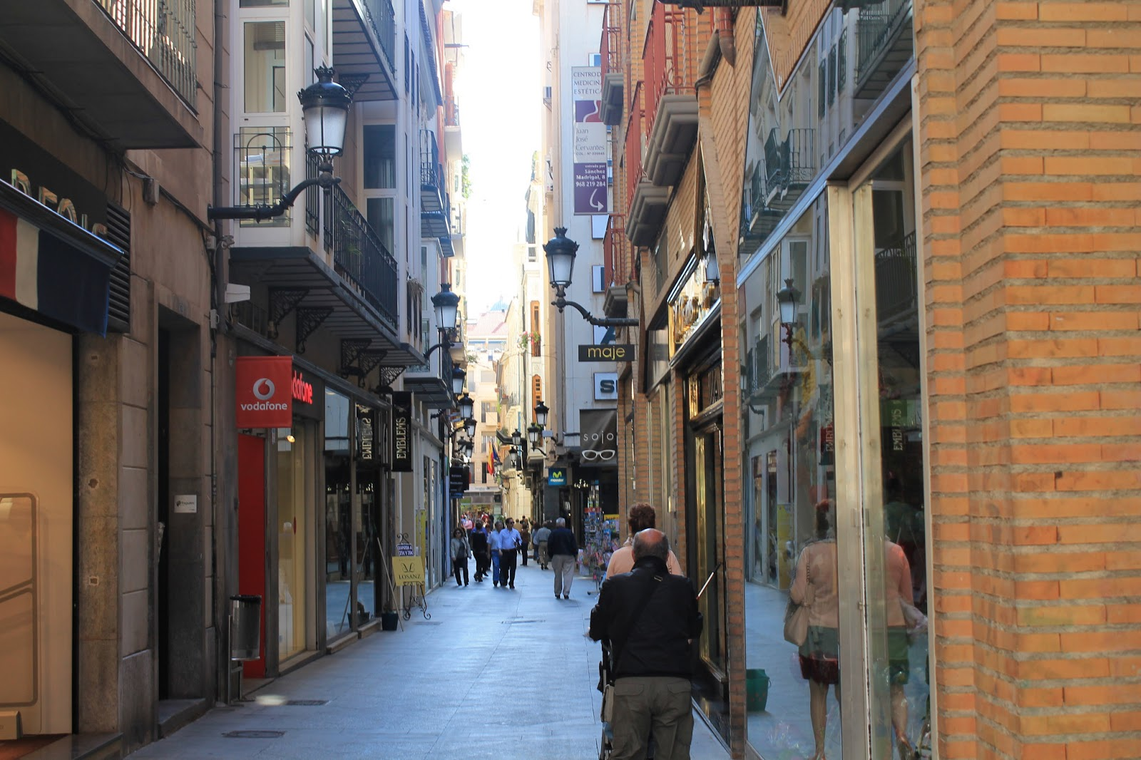 Murcia'da Alışveriş