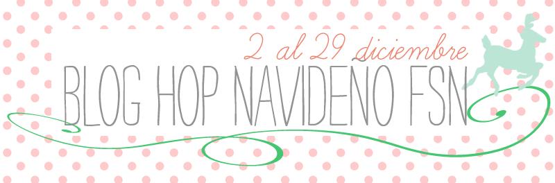 Blog Hop Navideño