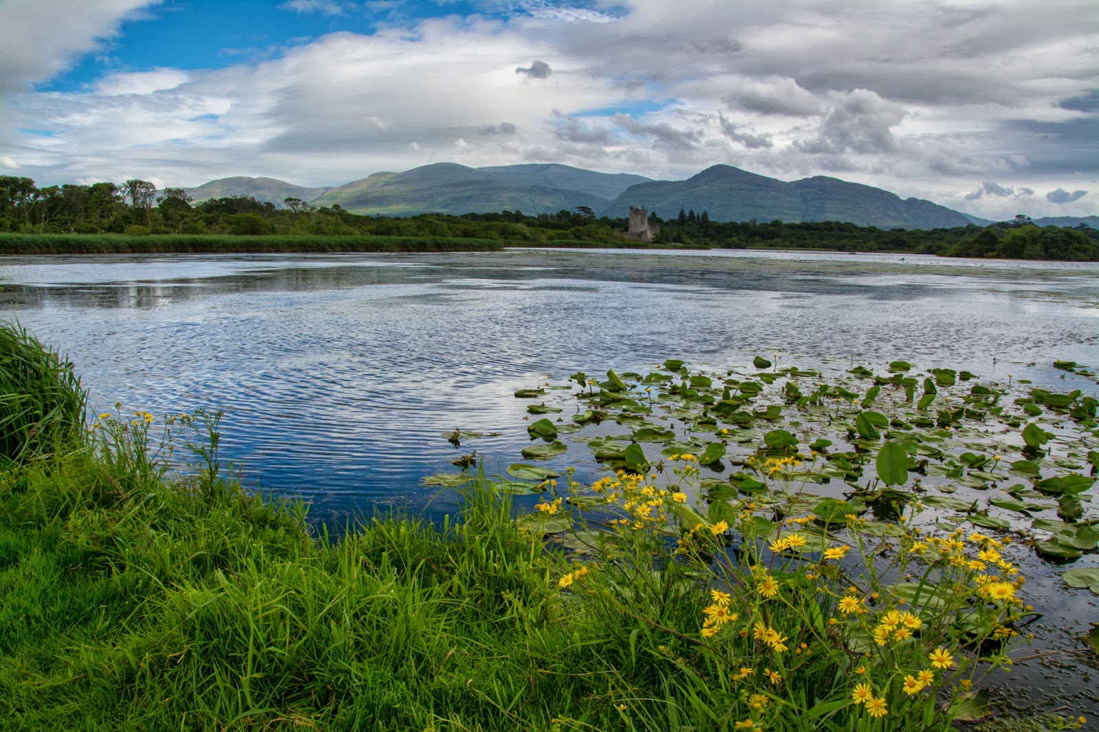 Lough Leane, Ross Castle, Killarney National Park