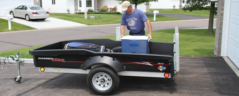 The New Breed of Cargo Max Utility Trailers