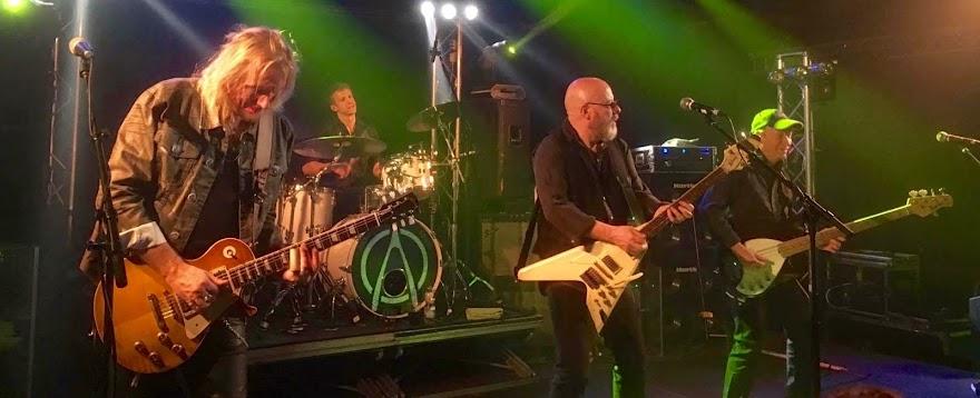 Wishbone Ash Live Concert 2009