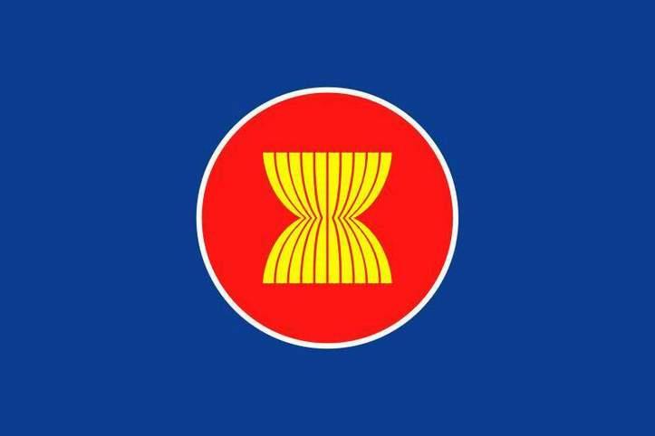 Gambar Bendera: Bendera ASEAN