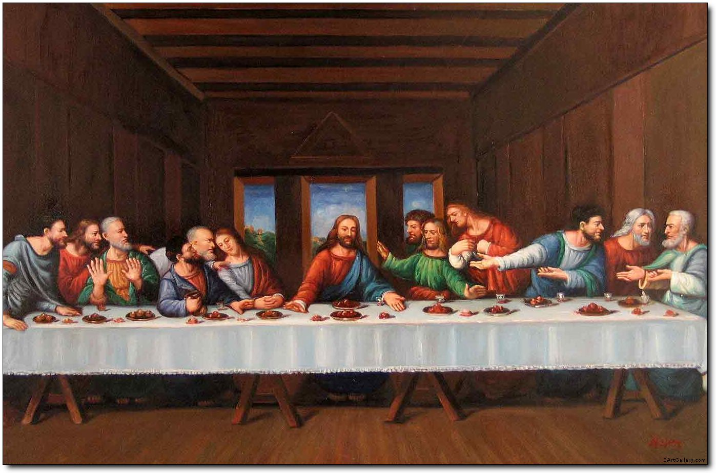 the news track last supper painting cpm must apologise