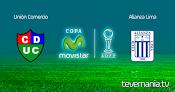 Union Comercio vs. Alianza Lima en Vivo - Torneo Apertura