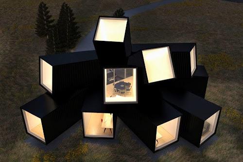 Hechingen Studio by Whitaker Studio