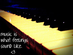 music =sounds of feelings