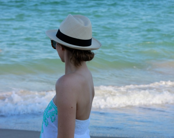 jcrew panama hat