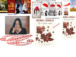 Todas mis novelas en Amazon