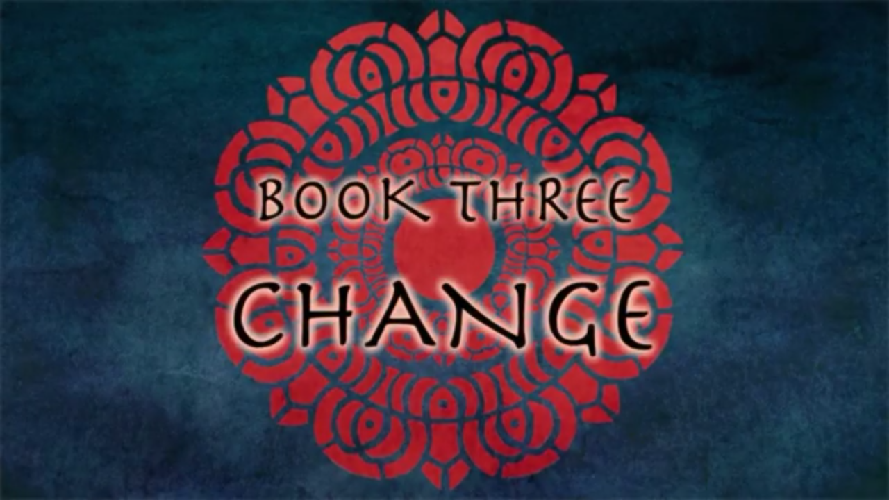 Book 3 Change Trailer Screenshot