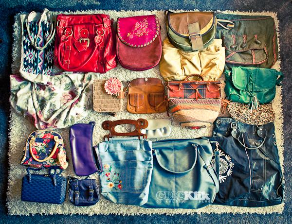 moje kolorowe torby