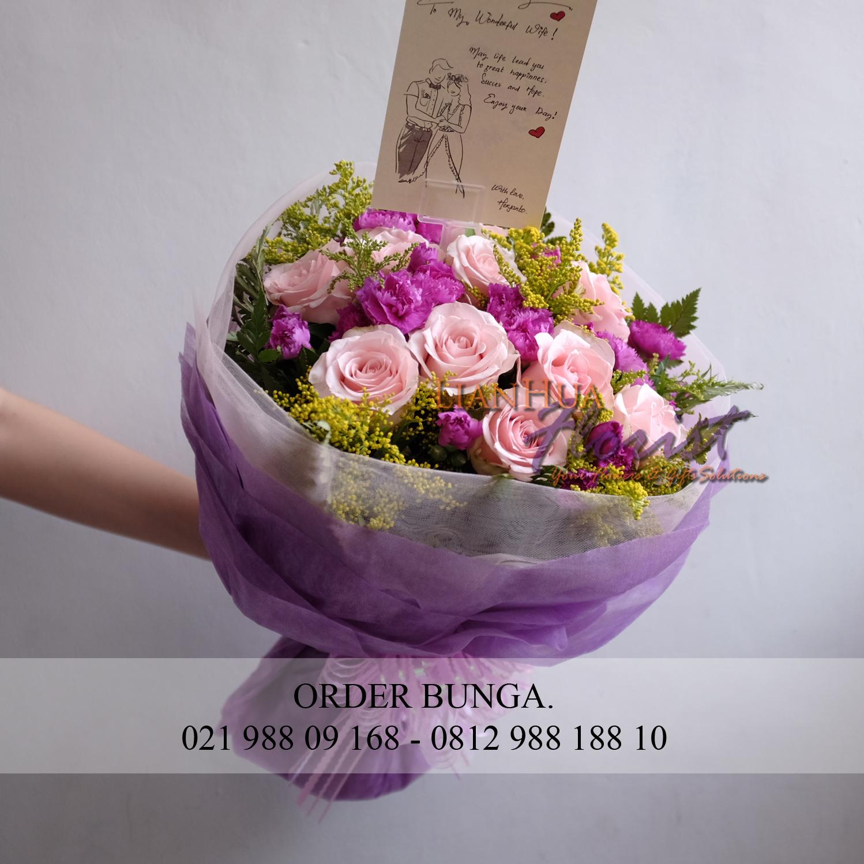 Toko Bunga Jakarta Florist Online Flowers Shop Indonesia Impor Jual Valentine