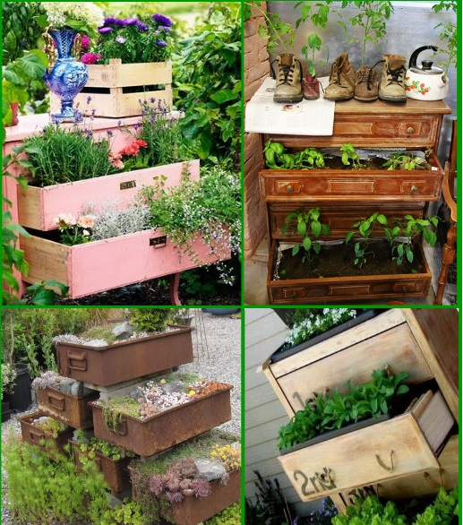 Diy garden ideas idees and solutions for Diy home garden design