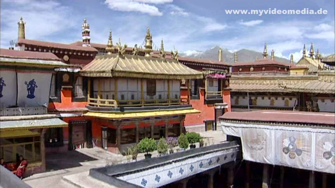 Jokhang Temple Lhasa
