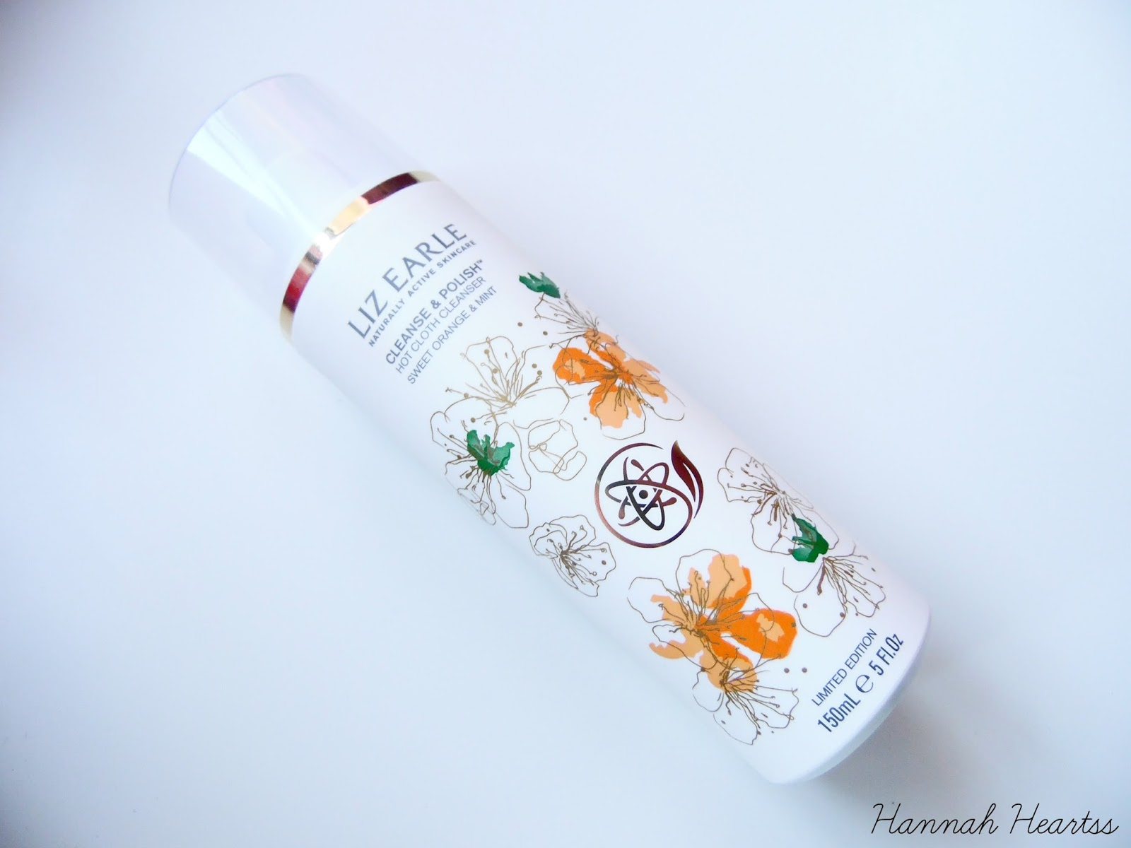 Liz Earle Sweet Orange & Mint Cleanse & Polish
