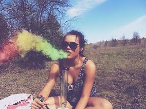¿y si me fumo tus ganas de quererle?