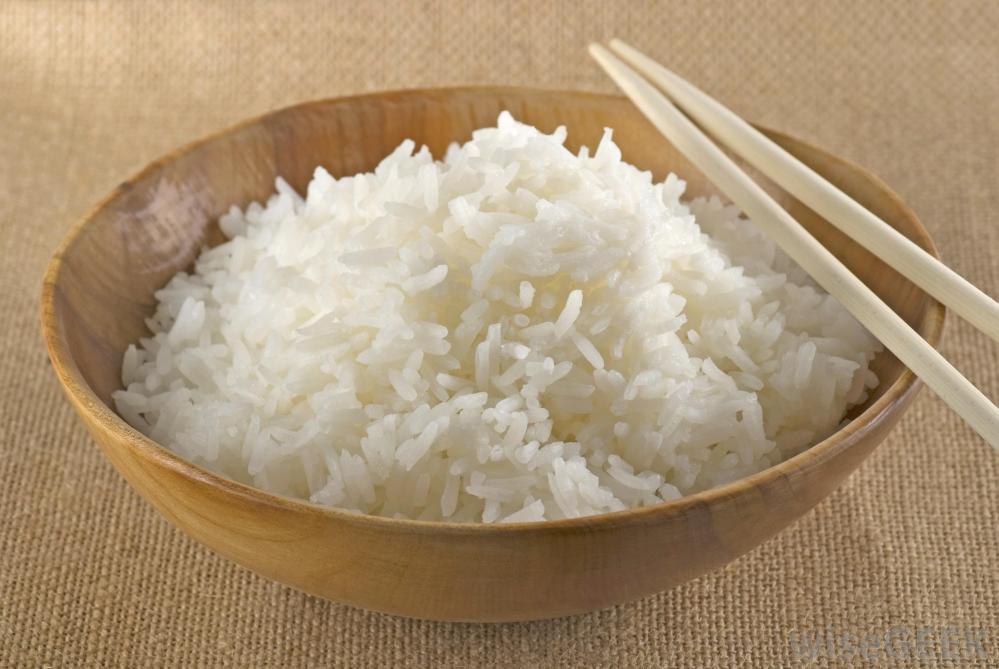 как правильно варить рис на гарнир жасмин