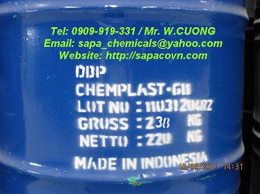 DBP / dibutylphthalate / Palatinol C